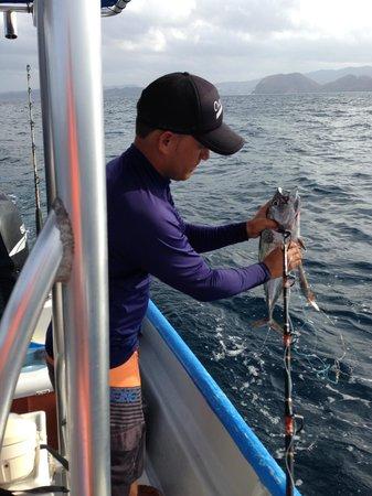 San Juan del Sur Surf and Sport: Las presas