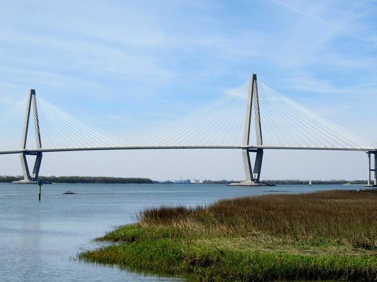 Wild Dunes Resort : Ravenel Bridge