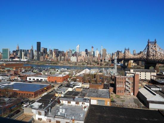 Z NYC Hotel : Rooftop 11. Floor