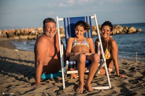 Hotel Bahama: Famiglia Albi