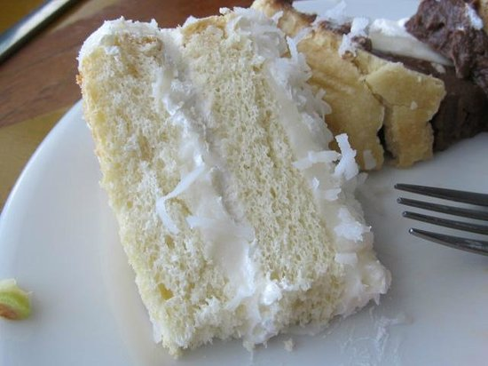 317bac5d3c45 Coconut Cake - Picture of Ted s Bakery