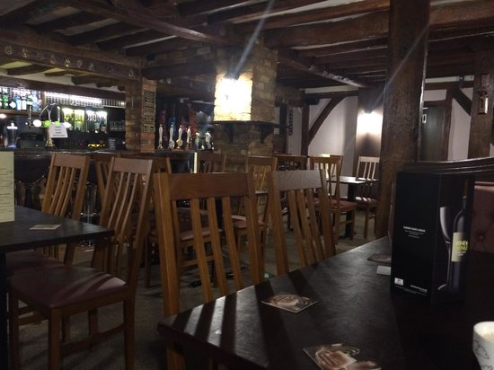 Tudor Oaks Lodge: Restaurant
