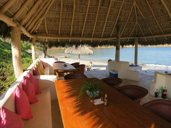 Playas Paraiso : Dining area