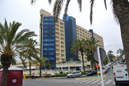 ALEGRIA Portomagno: vista del hotel