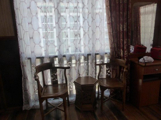 Mama's Chalet : chambre 404