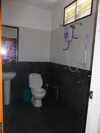 Mama's Chalet : salle d'eau