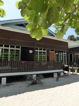 Mama's Chalet : bungalow 404