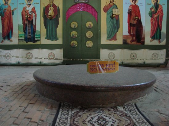 St. George Monastery: Георгиевский Собор 1119 год-место жертвоприношения в язычестве