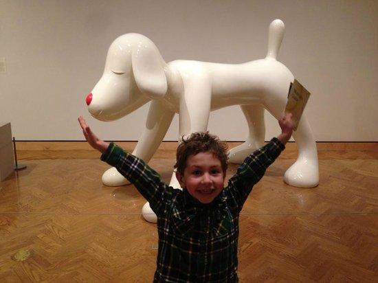Minneapolis Institute of Art : exhibit