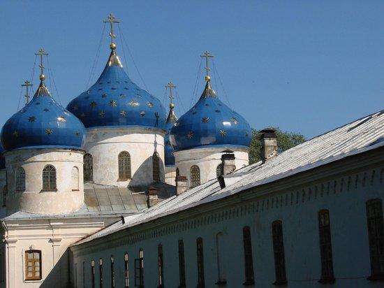 St. George Monastery: Юрьев  монастырь мужской