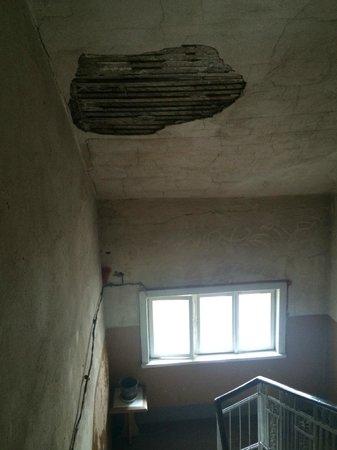 Art Hostel: Top Floor Landing