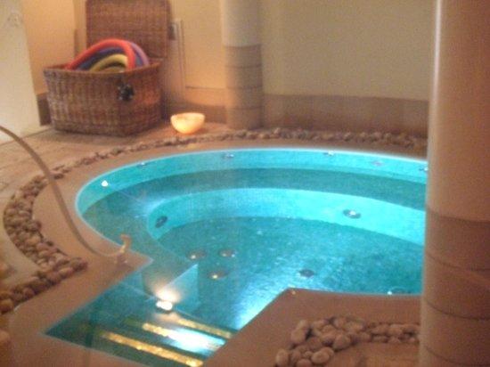 Hotel Victoria : jaccuzzi