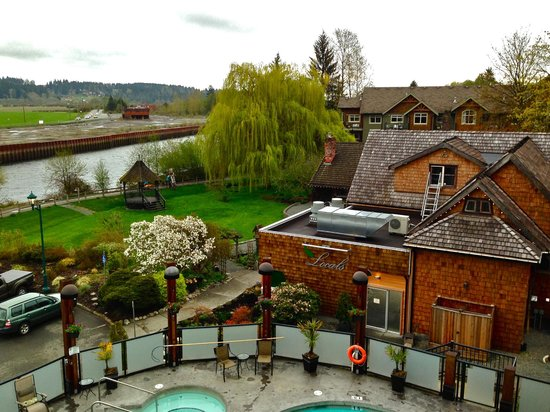 Old House Hotel & Spa : Old House Hotel and Spa - Courtenay, B. C.