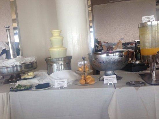 Vincci Seleccion Aleysa Hotel Boutique & Spa: Founde en desayuno