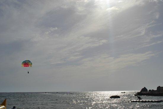 Radisson Blu Resort & Spa, Malta Golden Sands: attività in spiaggia