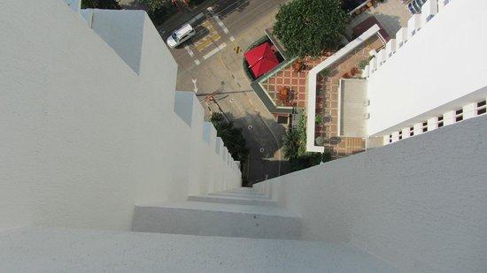 Decameron Cartagena: Vista desde la ventana Habitación