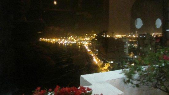 Decameron Cartagena: Vista restaurante último piso Galeotto