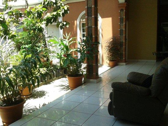 Foto de casa hotel santa elena esteli jardin tripadvisor for Casa jardin hotel
