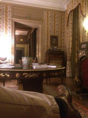 Château de Bourron : Lounge