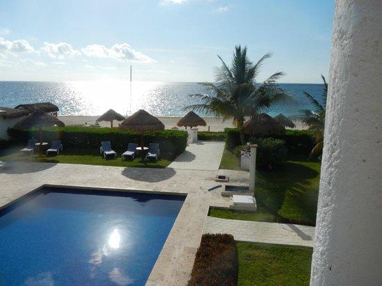 Casita Blanca Condos : View from A4 Balcony