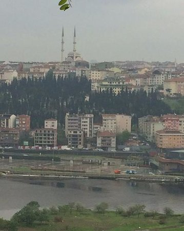 Katelya Hotel: estambul vista