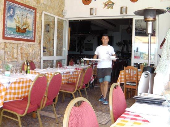 Restaurante Navegador: Nice friendly service