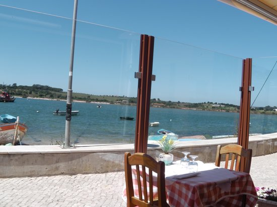 Restaurante Navegador: View from our table
