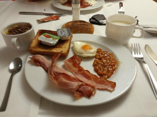 Apartamentos Levante Club: Desayuno