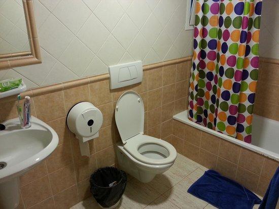 Alisios Playa: bagno