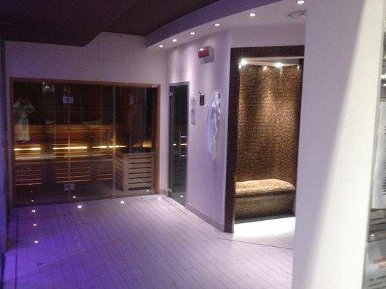 Hotel Lo Zodiaco: zona sauna
