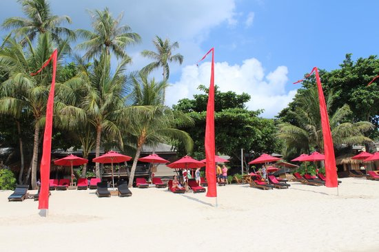 Anantara Rasananda Koh Phangan Villas : Hotel Beachfront
