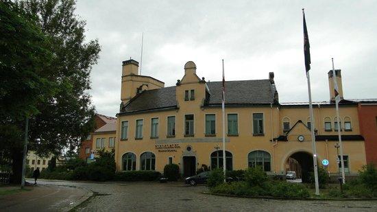 Clarion Collection Hotel Bolinder Munktell: Вид отеля