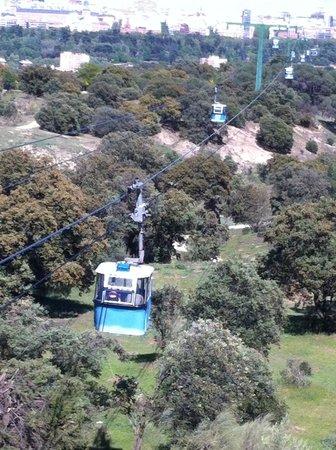 Teleferico: cable car