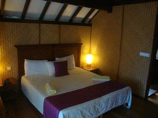 Hotel Maitai Rangiroa: Chambre