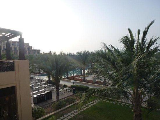Hilton Ras Al Khaimah Resort & Spa: Blick vom Balkon