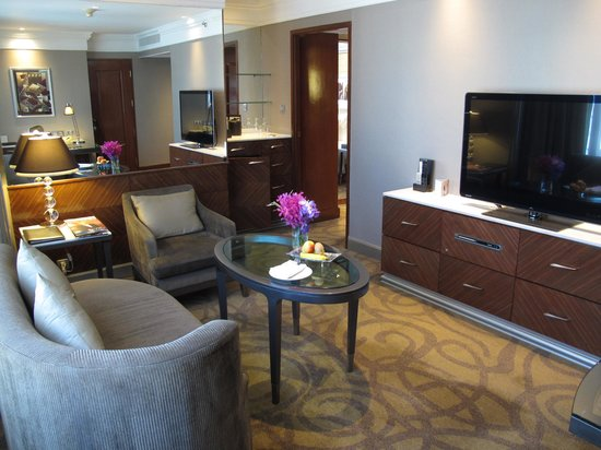 InterContinental Bangkok : living room