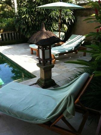 Amandari: Room 14 Private Pool