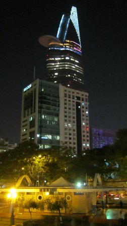Signature Saigon Hotel: view