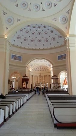 Basilica of the National Shrine of the Assumption of the Blessed Virgin Mary: Interior of the Basilica