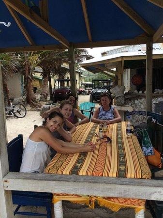 Restaurante Donde Francesca : Con la familia donde Francesca