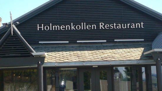 Musée du ski de Holmenkollbakken : Si legge