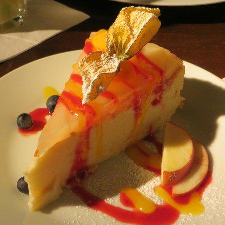 Viasko: Cheesecake