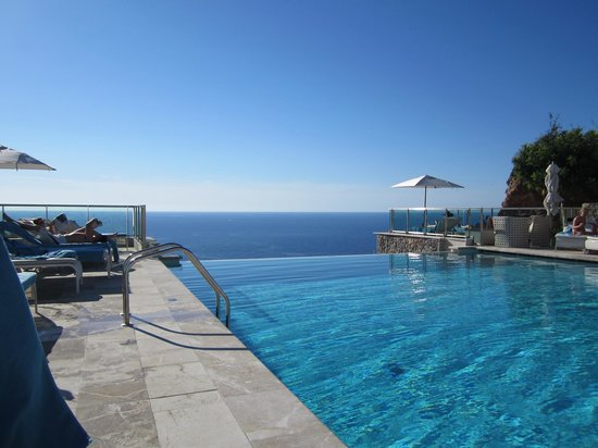 Jumeirah Port Soller Hotel & Spa: Swimming pool