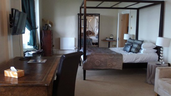 Bayswell Park Hotel: View of Suite