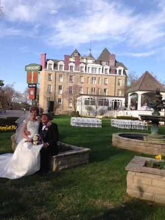 1886 Crescent Hotel & Spa : Castle in the Ozarks