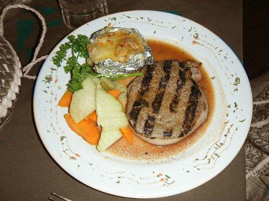 Margaritas Restaurant: mignon