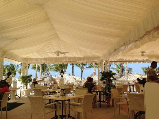 Grand Bahia Principe Punta Cana: one buffet area