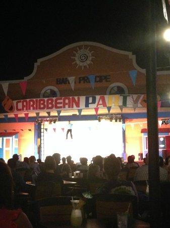 Grand Bahia Principe Punta Cana: party