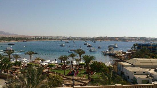 Helnan Marina Sharm : The view from my room