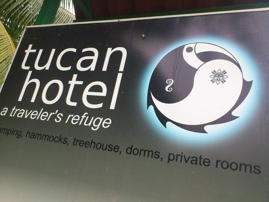 Tucan Hotel: Cartel